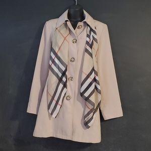 Sonoma Tan Trench Coat